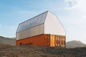 100 Container Building Callao House Uncrate