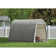 shed in a box roundtop 10 x 10 x 8 ft