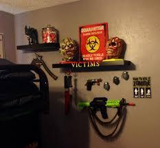 Zombie Decor For Boys Room