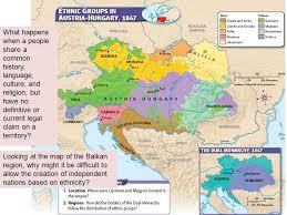 Austria Hungary & the Ottoman Empire Balkan Nationalism and Pan
