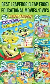 The Best LeapFrog Leap Frog Educational Movies DVDs