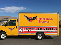 100 Moving Truck Rental Utah Thunderbird Storage Cedar City Storage Units