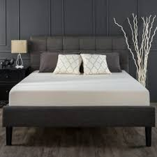 bedroom modloft worth platform bed with white rug and recessed