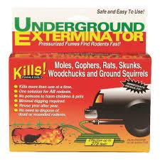 Manning Underground Exterminator Pest Control Fumes For ...