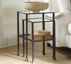 Tanner Nesting Side Tables - Bronze Finish | Pottery Barn AU Pottery Barn Tanner Coffee Table Style Bitdigest Design Famous Knock Off Townsend For Sale Round Pertaing To Console Polished Nickel Finish Au Nesting Side Tables Bronze Uncategorized Ideas Interior Decor Griffin Au And Gorgeous 61 Inspiring Used