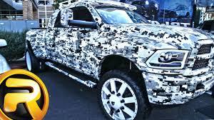 100 Dodge Ram Trucks Top Of SEMA Show 2015 YouTube