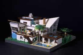 100 Modernhouse LEGO IDEAS Product Ideas Everholm A Modern House