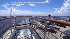 Carnival Paradise Cruise Ship Sinking Pictures by Carnival Paradise Shiptour Youtube