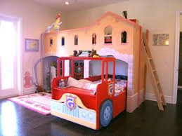 Fire Truck Wall Stickers Decor Bedroom Decals Toddler Cama Carro ...