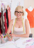 Thumbsdreamstime T Fashion Designer W