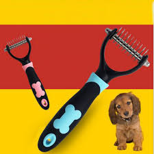 100 dog brushes and combs shedding blades four paws magic