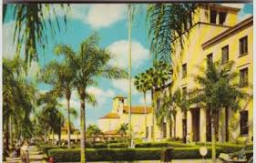 Florida Orlando Post fice HipPostcard