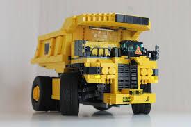 100 Lego Mining Truck CAT 797F Motorized S S Toys