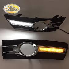 sncn led daytime running light for volkswagen passat cc 2010 2013