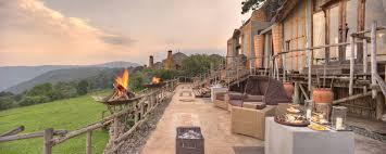 100 Crater Lodge Ngorongoro Tanzania Natural World Safaris Mount
