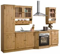 home affaire küchen set sylt ohne e geräte breite 300 cm