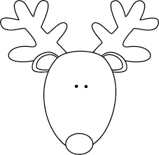 For Ugly Sweater Reindeer Face Images