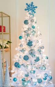 White Christmas Trees Walmart by 100 White Flocked Christmas Tree Walmart Flocked White