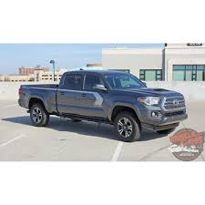 Toyota Tacoma TRD STORM Upper Body Door To Bed Side Accent Vinyl ... 2019 Toyota Tundra Trd 4runner Tacoma Pro Just Got Meaner New 2018 Sport Double Cab 5 Bed V6 4x4 At Off Road Gets Tough With Offroad Trucks Autotraderca 6 Tripping The 2017 Trd Pro Archives Page 2 Of 9 The Fast Lane Truck Carson Pickup Truck Scion War Review Youtube Pro