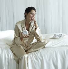 The Most fortable Silk Pajamas for Women