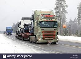 RAASEPORI, FINLAND - FEBRUARY 9, 2018: Scania Vehicle Carrier Truck ... Cheap Toy Truck Car Carrier Find Deals On Shop Melissa Doug Free Shipping On Orders 8x4 Heavy Duty Cement Bulk 30m3 Tank Volume Lhd Rhd Reliable Carriers Vehicle Transport Services Filehts Systems Hts Hand Truck Carrier Racksjpg Wikimedia Commons For Boys Includes 6 Cars And 28 Car Toy Transport Best Products Illustration Of Back View 2001 Freightliner Argosy Car Carrier Truck Vinsn1fvhawcgx1lh26998 Wooden Handcrafted Log Log Drivers One Inc