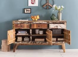 wohnling sideboard vata wl5 417 aus massivholz kommode