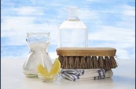 lifestyle vinaigre blanc et bicarbonate pour simplifier ménage