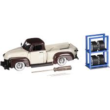100 Just Trucks Jada Die Cast Collection 1953 Chevy Pickup Toy Car