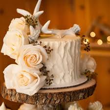 Country Chic Wedding Cakes Cake Pictures Rustic Frosting Techniques