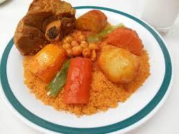 recette cuisine couscous tunisien couscous à l agneau recette az