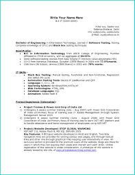 Best Of Fair Resume Headline Examples For Fresher Engineer Electrical Pictures Ftx