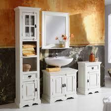 landhaus badezimmer in antik weiß wittgenstein 4 teilig