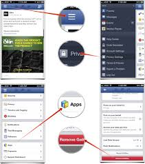 How to revoke access to third party apps on iPhone and