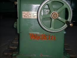 wadkin nh 119 universal grinding machine 3 phase nh 119