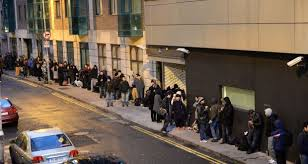 bureau naturalisation early morning visa queues for ticketing system to end today