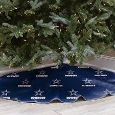Officially Licensed NFL Christmas Tree Skirt