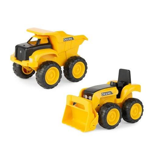 John Deere 5 in. Sandbox Vehicle, 47020, John Deere Yellow