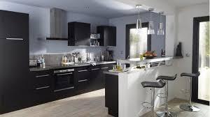 modele de cuisine conforama cuisine noir conforama idées de décoration et de mobilier pour
