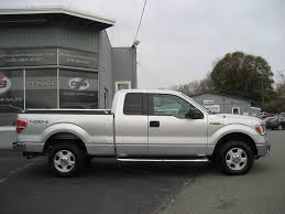 2012 Used Ford F-150 4WD SuperCab 145