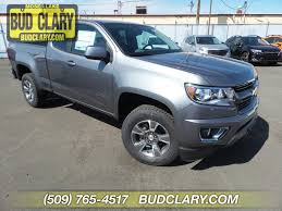 New 2019 Chevrolet Colorado 4WD Z71 In Moses Lake, WA - Bud Clary ... 2018 Toyota Tundra For Sale In Moses Lake Wa Bud Clary Of New Vehicles Honda 61732 Used Ford Between 30001 And 35000 Near Family Auto Center Home Facebook Homes For Realogics Sir Chrysler Group Harvest Dealer Yakima