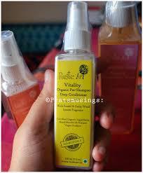 Pre Shampoo Deep Conditioner By Rustic Art