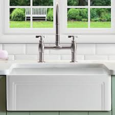 Home Depot Fireclay Farmhouse Sink by Kitchen Sinks At Home Depot Lowes Apron Sink Farm Kitchen Sink