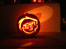 Cute Carved Pumpkins Faces by Danny Phantom Pumpkin By Darth Frodo On Deviantart