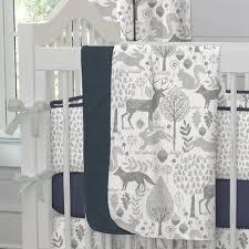 Woodland Themed Nursery Bedding by Woodland Nursery Bedding Home Design Styles