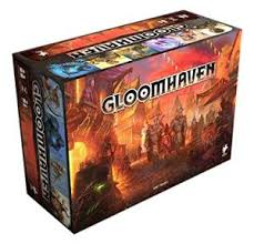 Lets Start With Gloomhaven 2017s Biggest Hit The Massive Box Weighs Over 8 Kilos And Promises Untold Hours Of Play At Its Core Is A Classic