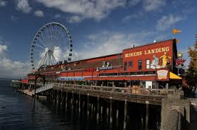 Crab Pot Christmas Trees by The Crab Pot Restaurants Greater Seattle Area Pinterest