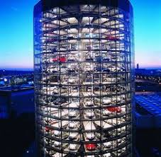 The Volkswagen factory in Dresden Germany absolutely amazing