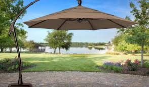 Offset Rectangular Patio Umbrellas by Lowes Patio Umbrellas Sale