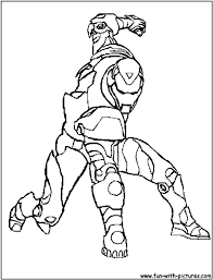 Free Hero Factory Coloring Pages 13