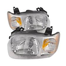 ford escape headlights headls oe style replacement